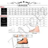 Gambar Produk Rinci ZUUCEE Pria Fashion Loafers Sepatu OCTOPUS Sepatu Kasual Outdoor Sepatu (hitam)-Intl Terkini