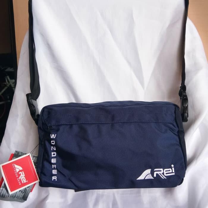 Tas Selempang - Sling Bag - Pinggang - Travel Pouch - REI Wonderer Original  - 28430 fda9552c9c