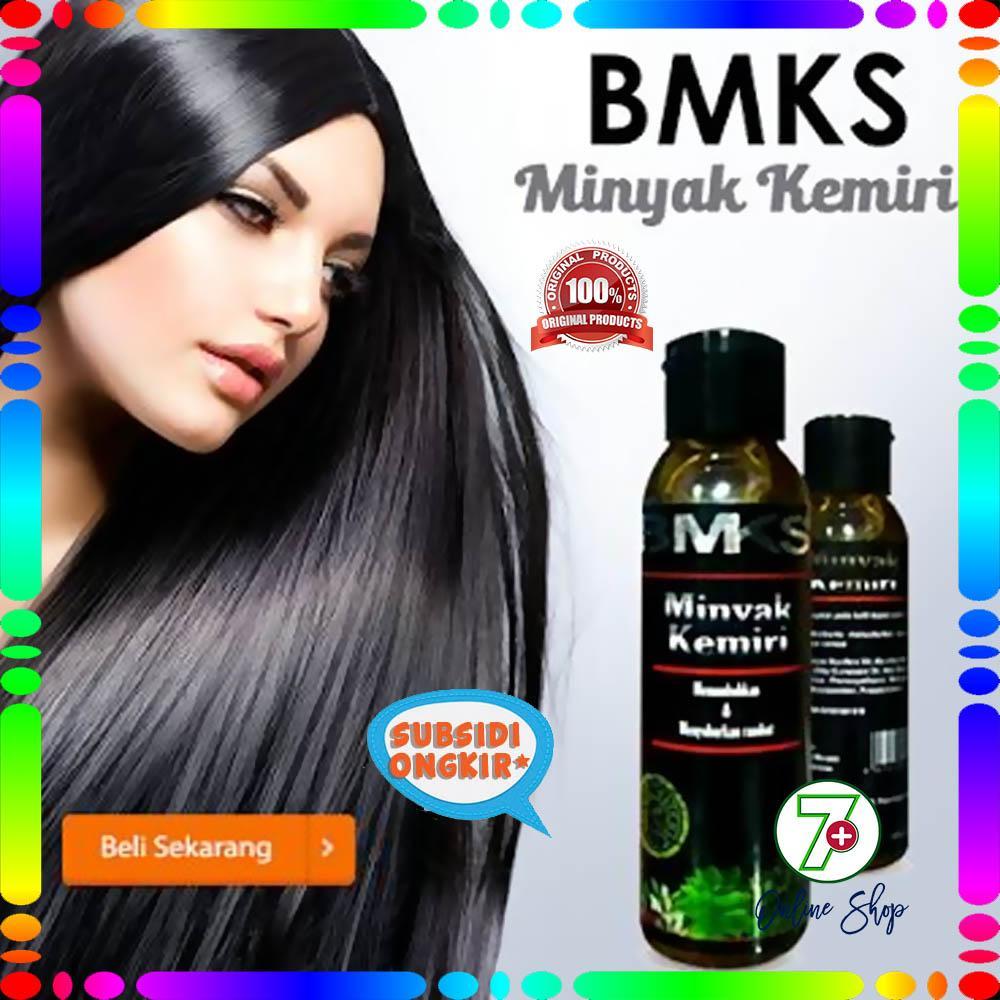 BMKS MINYAK KEMIRI / BLACK MAGIC MINYAK KEMIRI 100% Original BPOM - Minyak Kemiri Penumbuh