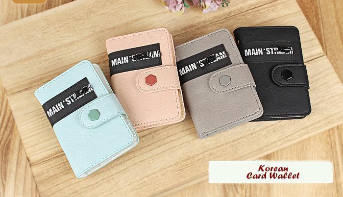 Dompet Kartu Nama Tempat Kartu Nama Kotak Kartu Nama Dompet Kartu Dompet Kartu ATM Card Wallet