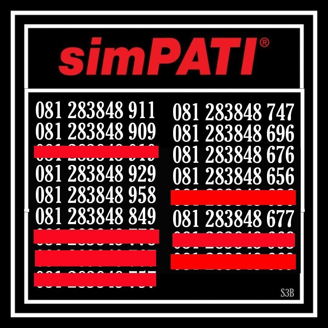 simpati nomor cantik telkomsel  meriah ada seri tahun abab aabb triple kwartet nomer cantik telkomsel kartu perdana