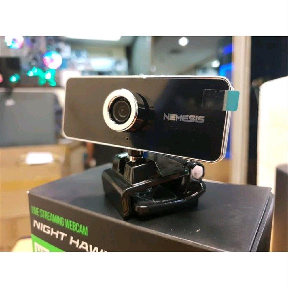 webcam nyk nemesis a80 night hawk streamer webcam hd 960p