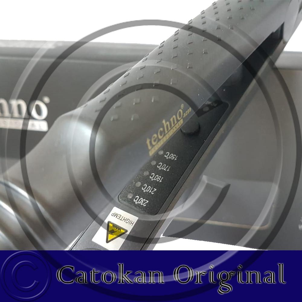 ... Catok Techno 2in1 Original - 4 ...