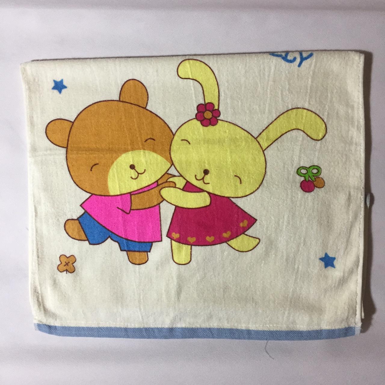 handuk bayi twin tanggung handuk bayi murah lembut di pakai