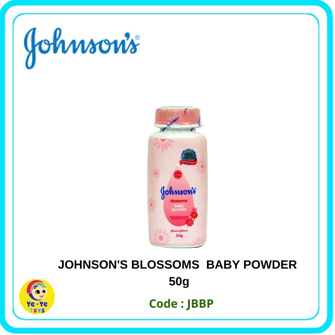 johnsons baby powder 50g / bedak tabur bayi