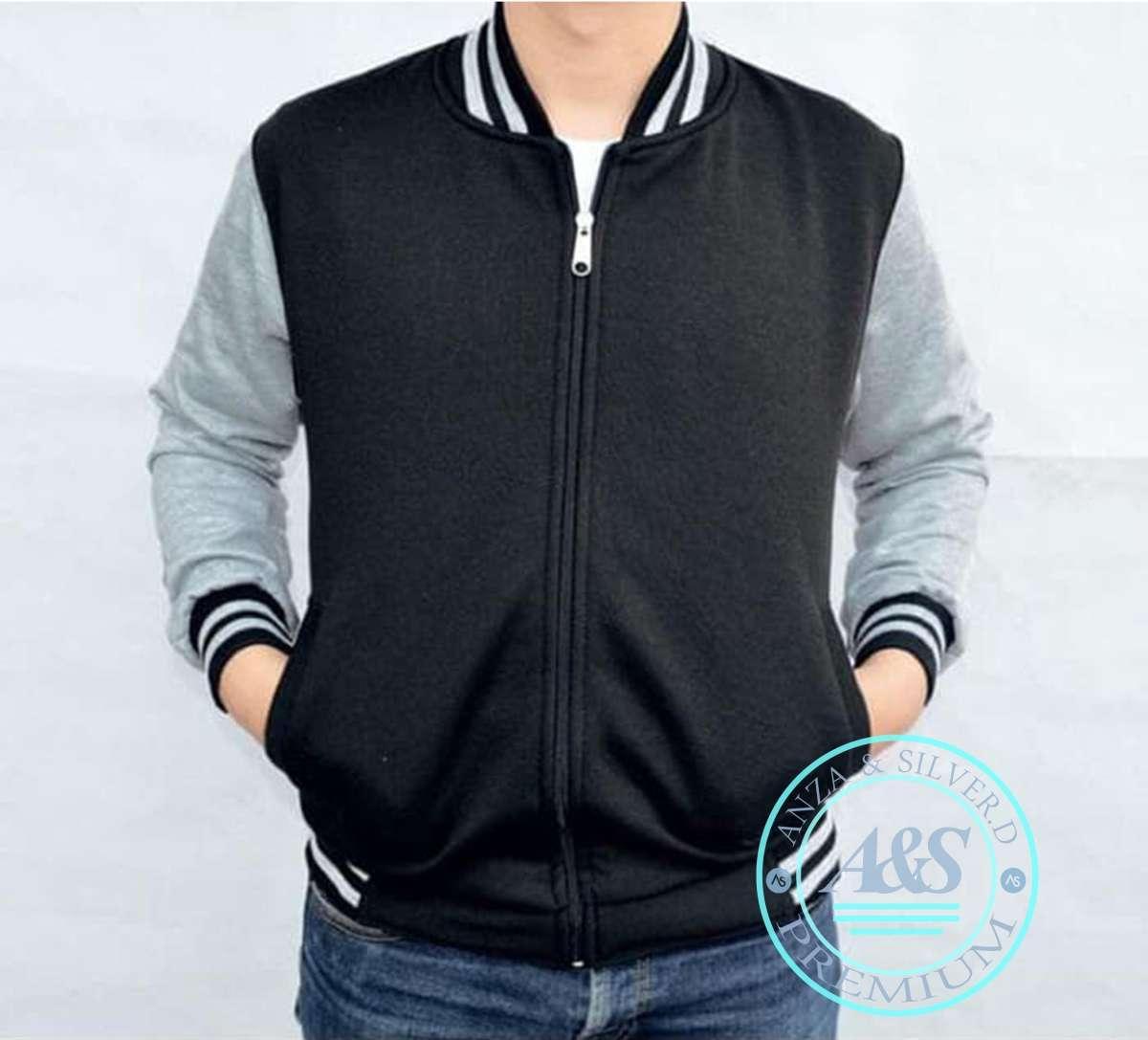 fahim store-jaket basebal/ / jaket bisbol / jaket baseball model  / jaket polos / jaket  / jaket baseball korea / jaket distro / jaket baseboll mura
