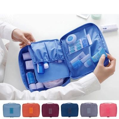 josa tas travel bag travelling cosmetic organizer pouch tas monopoly bag polos ortable handbag serbaguna tas make up / tas kosmetik / cosmetic bag / travel pouch / travel bag cosmetic k142