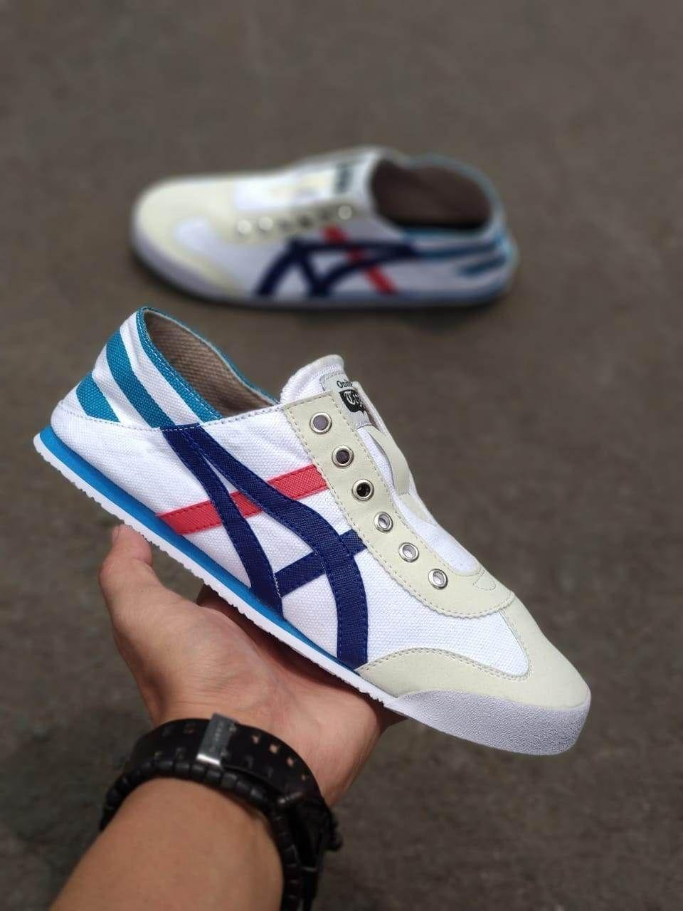 ONITSUKA TIGER WOMEN SLIP ON