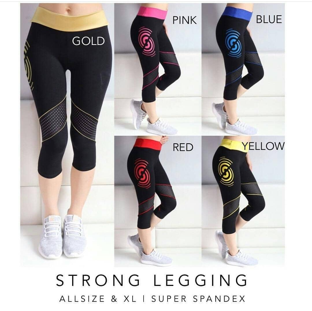 pakaian senam / baju senam zumba aerobik / sportbra yoga / celana legging senam
