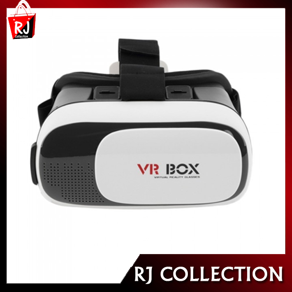 vr box with remote bluetooth virtual 3d reality glasses vr box smartphone 2.0 ~ azfaa