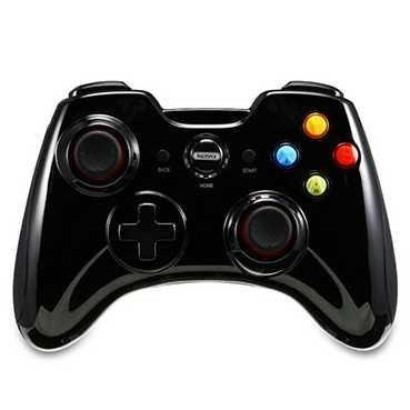 COD Remax Reyou Bluetooth Gamepad - RY-01 - Black/Hitam - Stick Joystick ...