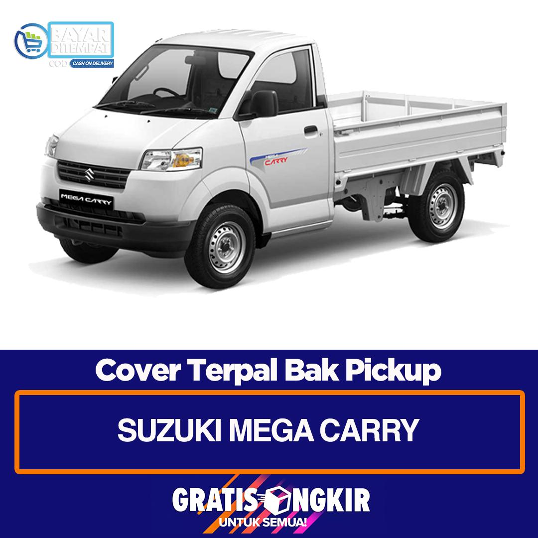 cover terpal mobil pickup suzuki mega carry apv tutup bak mobil