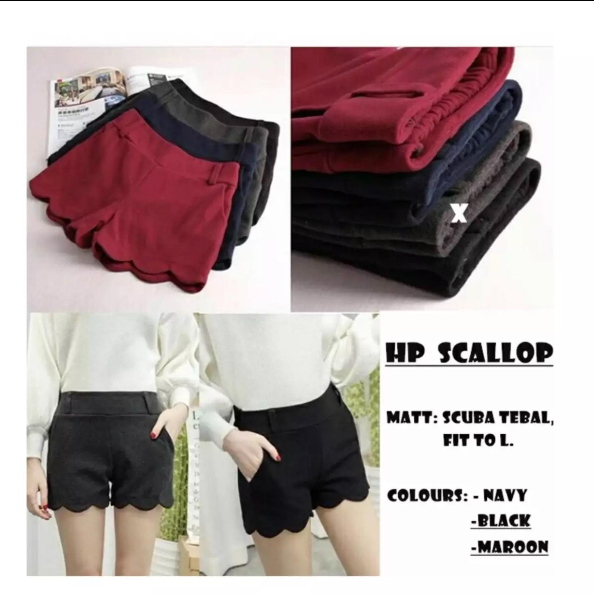 YF Collection Hotpants DarkGrey