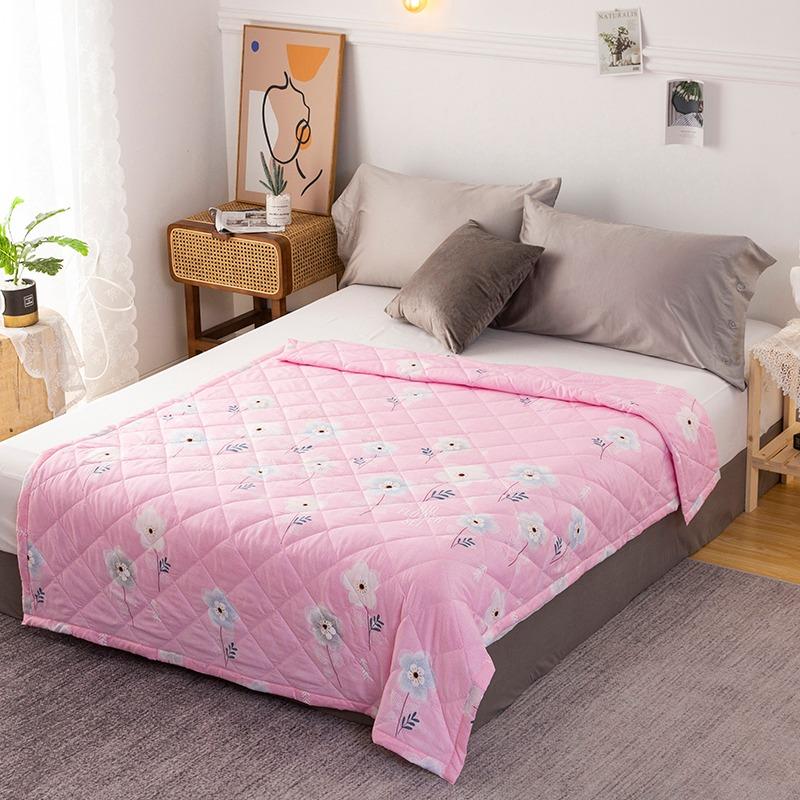 selimut bed cover korean design + tas