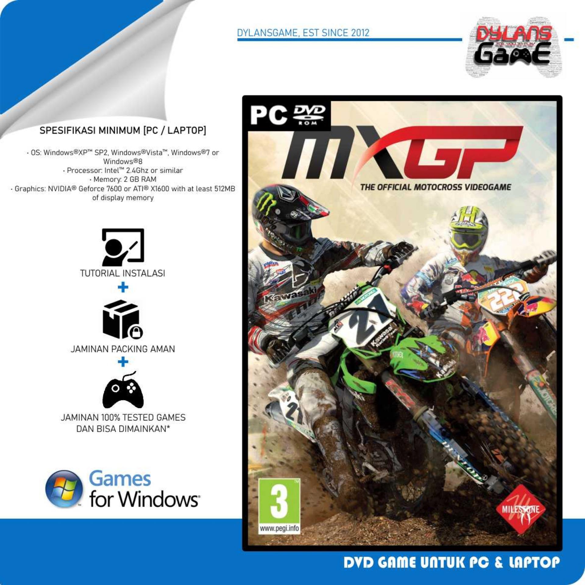 mxgp reloaded pc game dvd game pc laptop