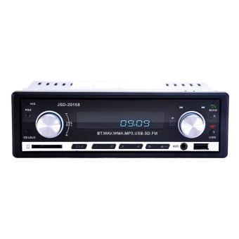 12 V Mobil Stereo FM Radio MP3 Audio Player Mendukung Bluetooth PONSEL-Intl ..