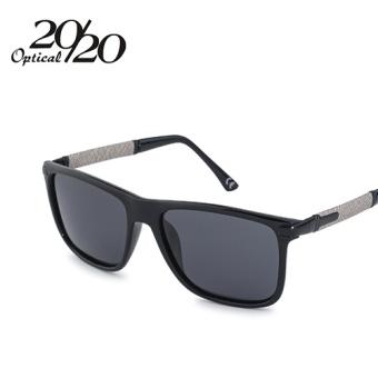 2020 PL249 Baru Merek Pria Terpolarisasi Kacamata Hitam Hitam Gaya Pria  Persegi Kacamata Perjalanan Mengemudi Kacamata 0436371ca8