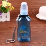 ... 250 ml Anjing Peliharaan Portabel Air Minum Botol Besar Kapasitas Botol Perjalanan (Merah)- ...