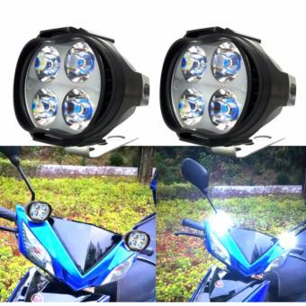 LED Light Superbright USB 8LED Senter Torch Lampu Emergency Lamp Bright Clear. 2PCS Superbright Led