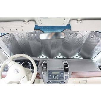354 Sun Shield / Pelindung panas dashboard kaca mobil - size140CMX70CM
