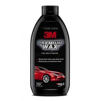 3M 350 ML PREMIUM WAX (Wax Mobil)