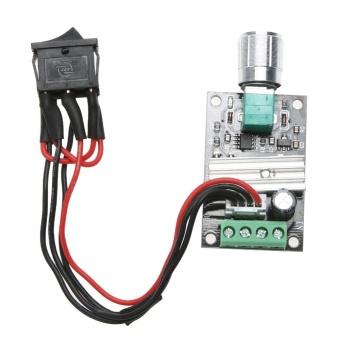 6 V 12 V 24 V 3A PWM DC Motor Speed Controller Forward Reverse/W