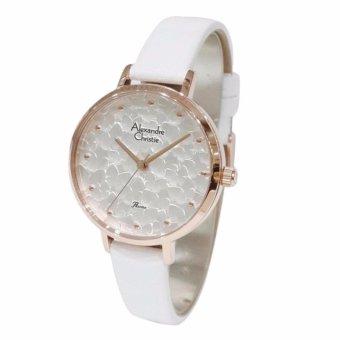 Alexandre Christie Passion 2628LHLRGSL Jam tangan Wanita - Rose Gold