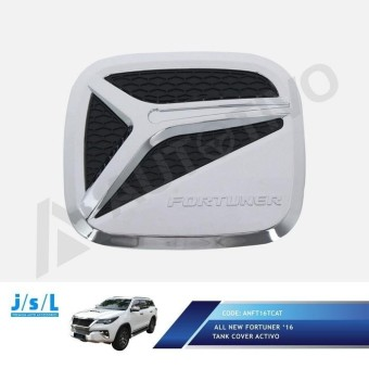 All New Fortuner Cover Tutup Bensin JSL / Tank Cover Activo