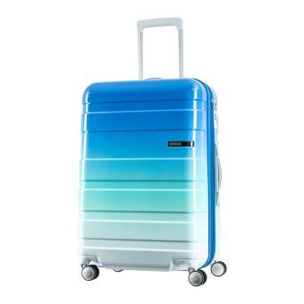 American Tourister Koper HS MV+ DLX Spinner 69/25 EXP TSA - Gradient Blue