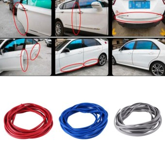 Auto Fan Car Door Seal Strip Anti-collision Bar Automobile Anti Scratch Protectors - intl
