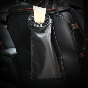 AutoFAN Mobil Kursi Belakang Penyimpanan Casing Tahan Air Oxford Kain Sampah Sampah Bisa Penyelenggara-Internasional