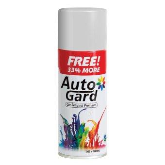 AutoGard - 31 Paint - Silver - Premium Automotive Motorcycle Car Aerosol Premium Paint - Cat