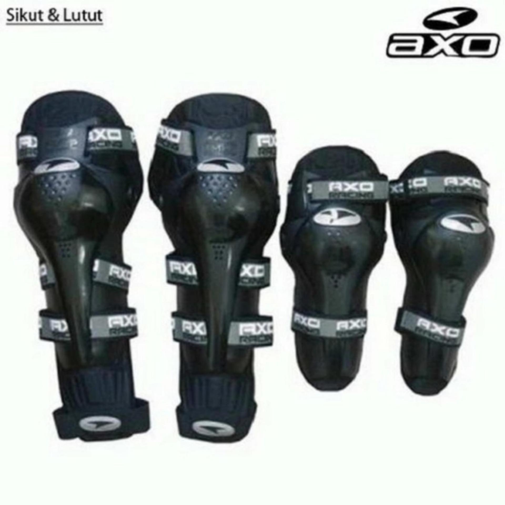 Fox Titan Body Protector Rompi Vest Motor Touring Tour Biker Bike Monster Energi Review Of Axo Decker Deker Dekker Pelindung Lutut Knee Belanja