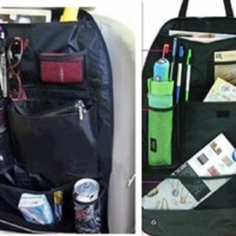 Back Seat Organizer / Car Organizer / Tas Rak Gantung Mobil / Travel Holder Multipocket