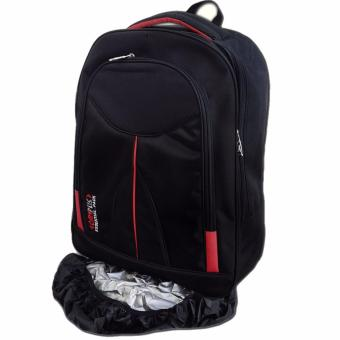 Bag & Stuff Campus Essential Laptop Backpack with Raincover