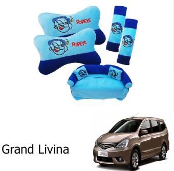 Neo Bantal Car Set Grand Livina Hitam Daftar Harga Terbaru dan Source · Bantal Mobil Grand
