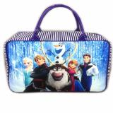 BGC Travel Bag Kanvas Frozen And Friends + Set Gembok Kunci 20mm - 2 ...