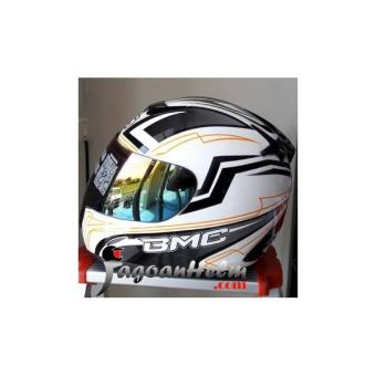 BMC Helm Blade200 Motif Fullface Ringan Blade 200 #4