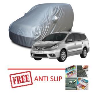 Body Cover / Sarung Mobil Grand Livina 100% Waterproof Free Anti Slip