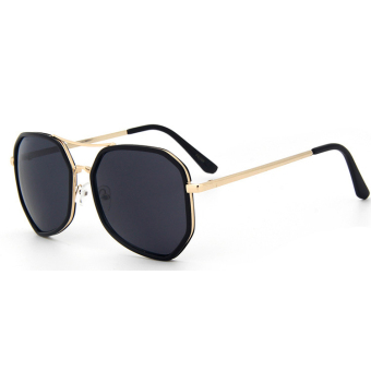Merek Retro Kacamata Terpolarisasi Lensa Vintage Eyewear Aksesoris Sun Glasses untuk Wanita UV400