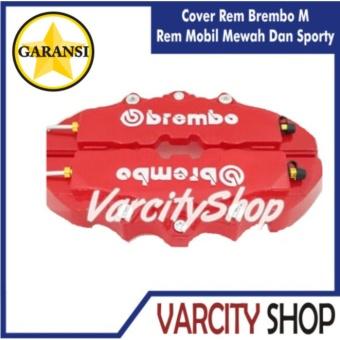 Brembo Cover Rem Disc Brake Cover Kaliper Cover Brake Ukuran M