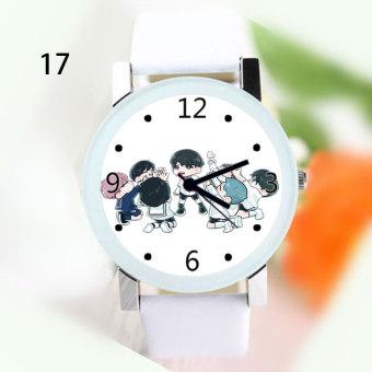 BTS siswa pria dan wanita ayat yang sama Zhou Bian Shi Ying jam jam digitec