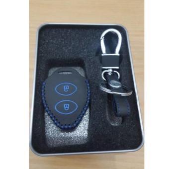 Casing KULIT Remote Kunci Grand INNOVA (2 Tombol)