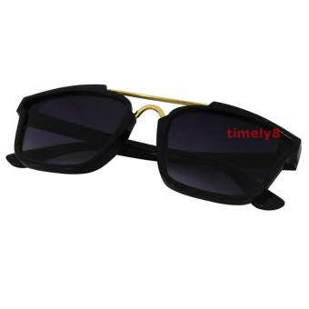 Cat Eye Sunglasses CAT 5017 Black - Kacamata Wanita