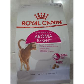 Cat Food Royal Canin Aroma Exigent 400 Gram