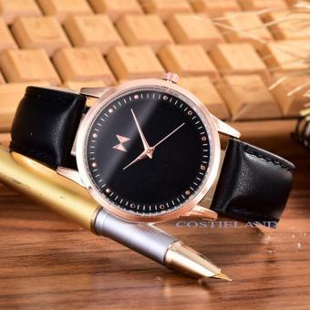 Shock Price Costieland - Bonico - Jam Tangan Pria - Body Rose Gold - Black -