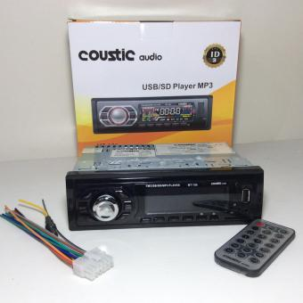 Coustic audio MT106 Tape USB/SD Card MP3 Player+Radio