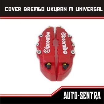 Cover Kaliper Caliver Rem Brembo Mobil Honda BRIO SATYA / MOBILIO