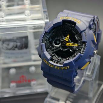 Digitec - DG 2020 - Jam tangan Pria - Model Trendy Sporty - Rubber strap -