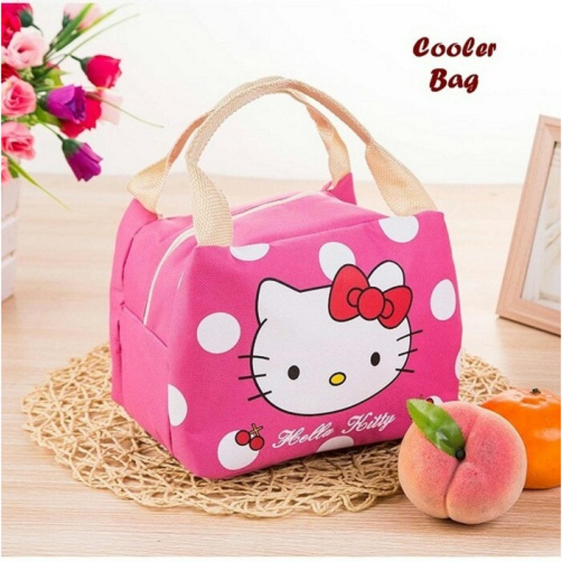 Bandingkan Toko Disney Karakter Lunch Bag Cooler Tas Bekal Anak harga baru - Hanya Rp48.
